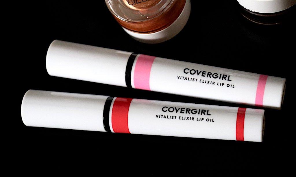 CoverGirl Vitalist Lip Oil