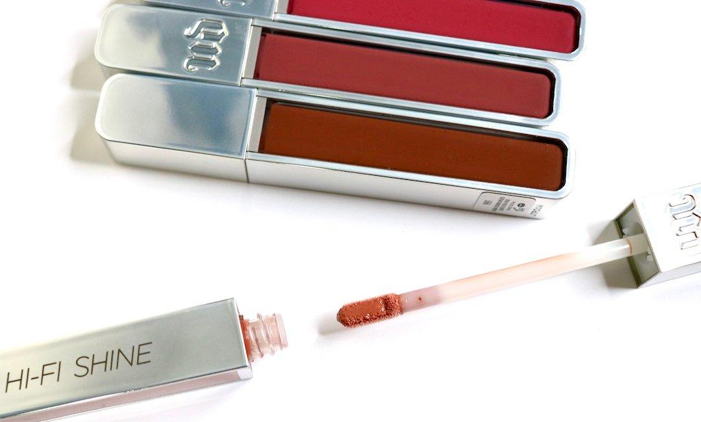 urban decay hi fi shine ultra cushion lip gloss wand