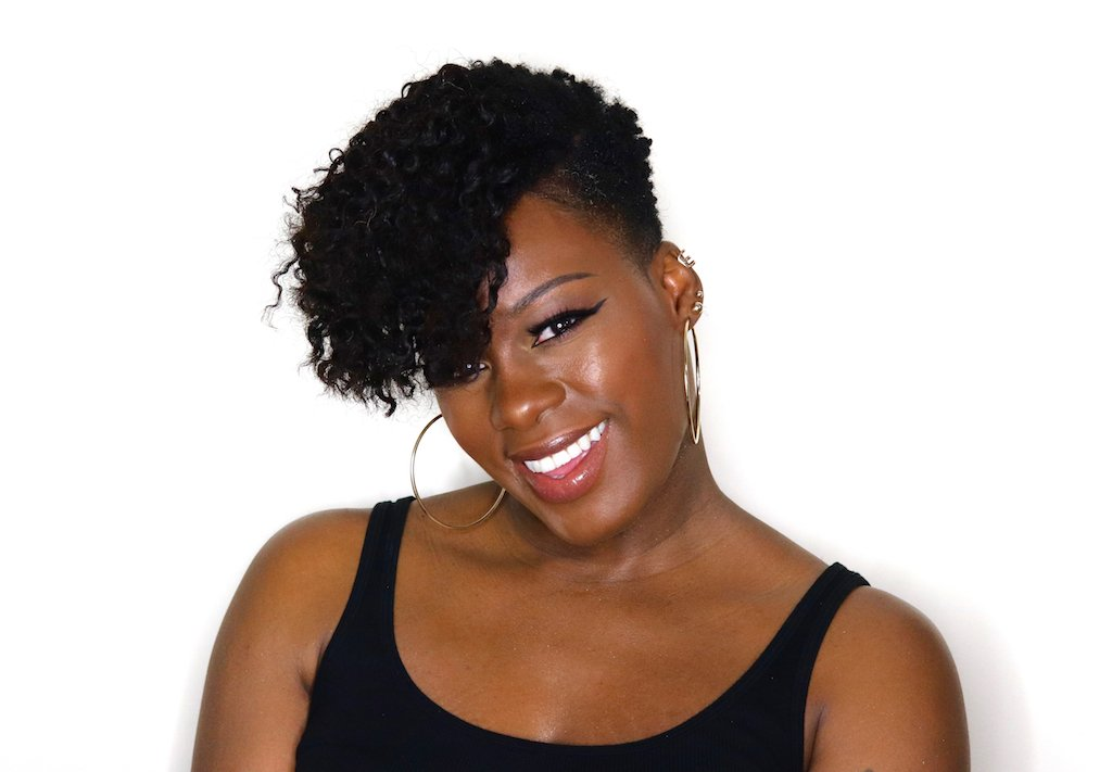 How To Give Your Tapered Cut New Life With Natural Hair Clip Ins
