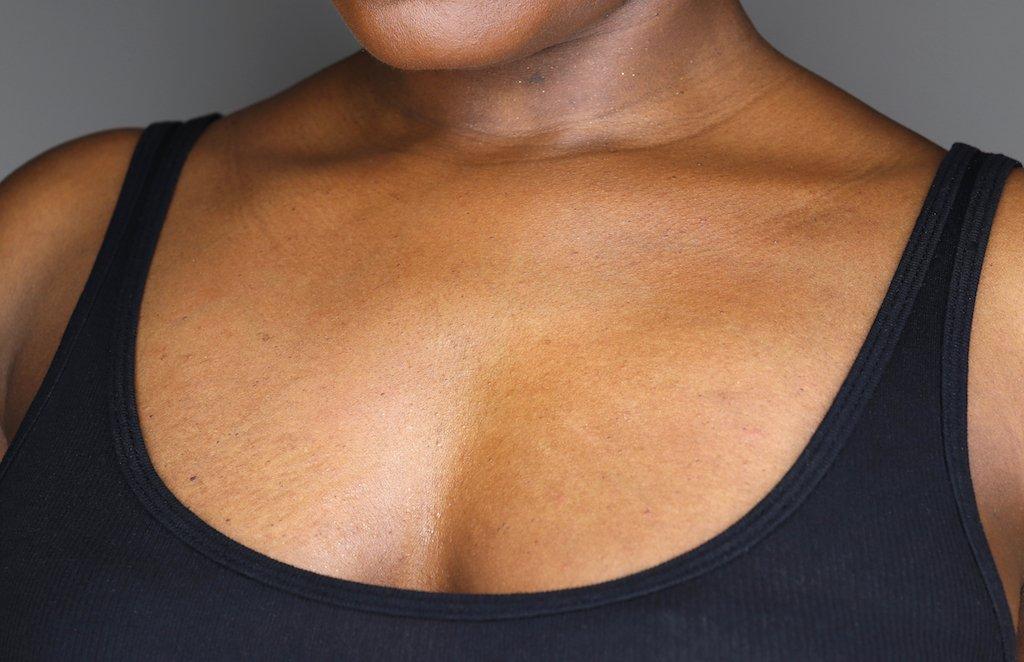 Fenty Beauty Brown Sugar Body Lava Dark Skin