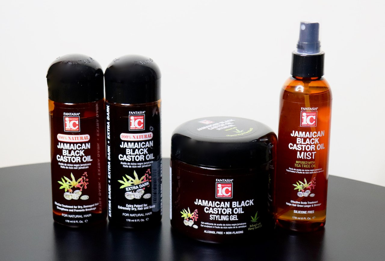 Fantasia IC Jamaican Black Castor Oil Collection Review