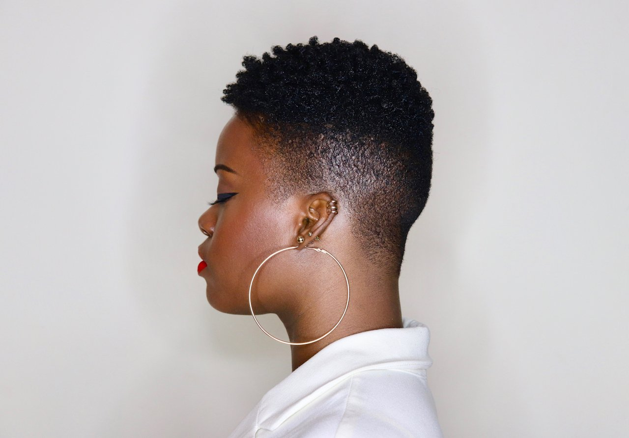 Shaved Sides and Wash n' Go Fantasia Jamaican Black Castor Oil Collection