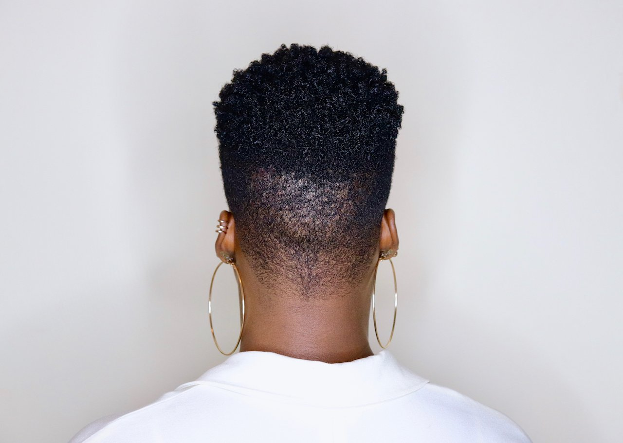 Tapered Cut Shaved Sides