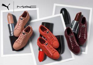 MAC x Puma Sneaker Collection