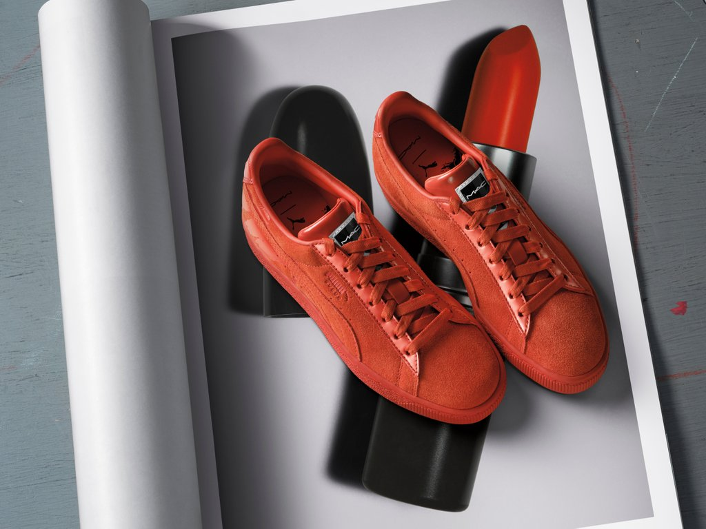 PUMA x MAC Sneaker Lady Danger