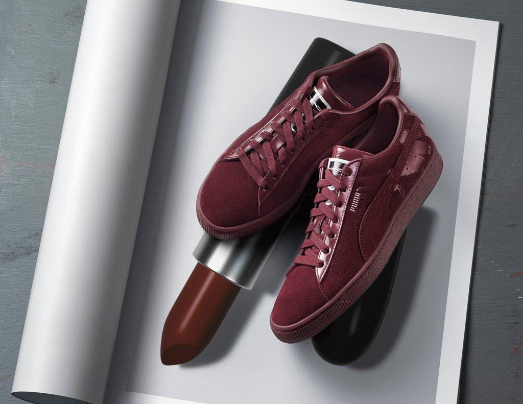 PUMA x MAC Sneaker Sin
