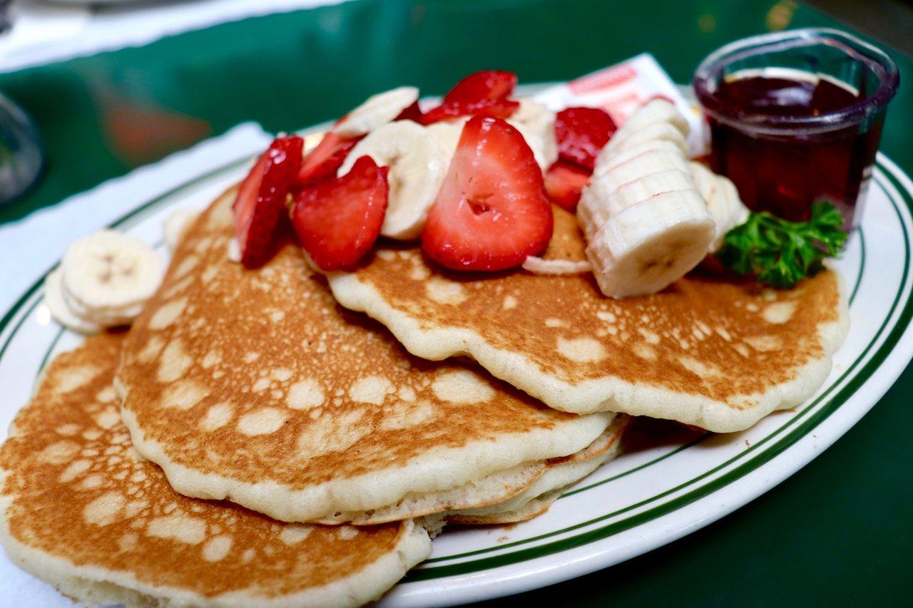 Mel's Dive In Pancakes