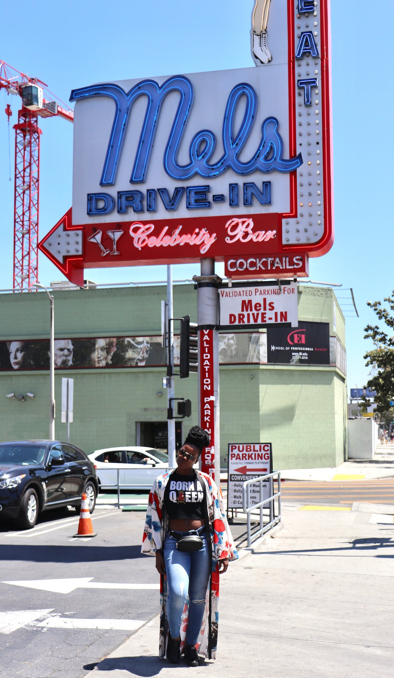 Mel's Drive In Hollywood Review