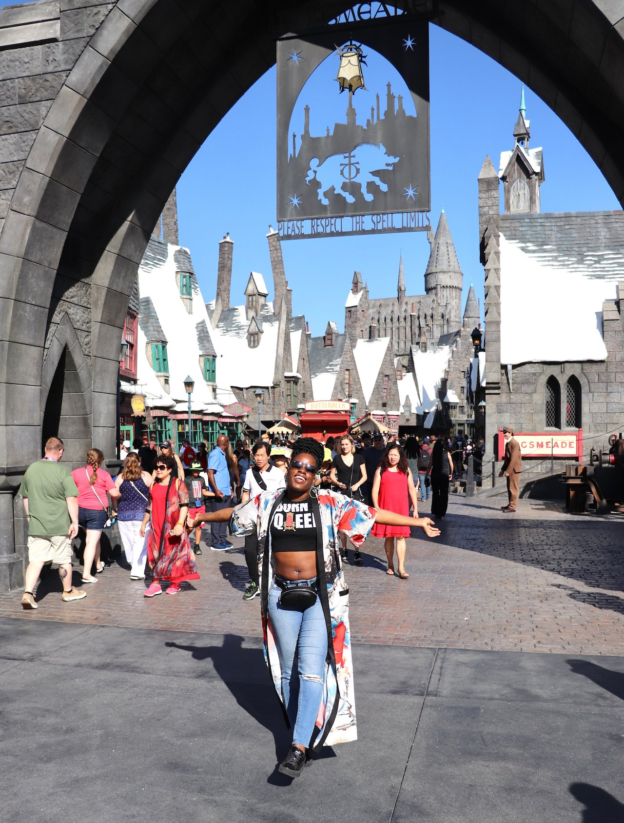Universal Studios Hollywood Wizarding World Of Harry Potter Review