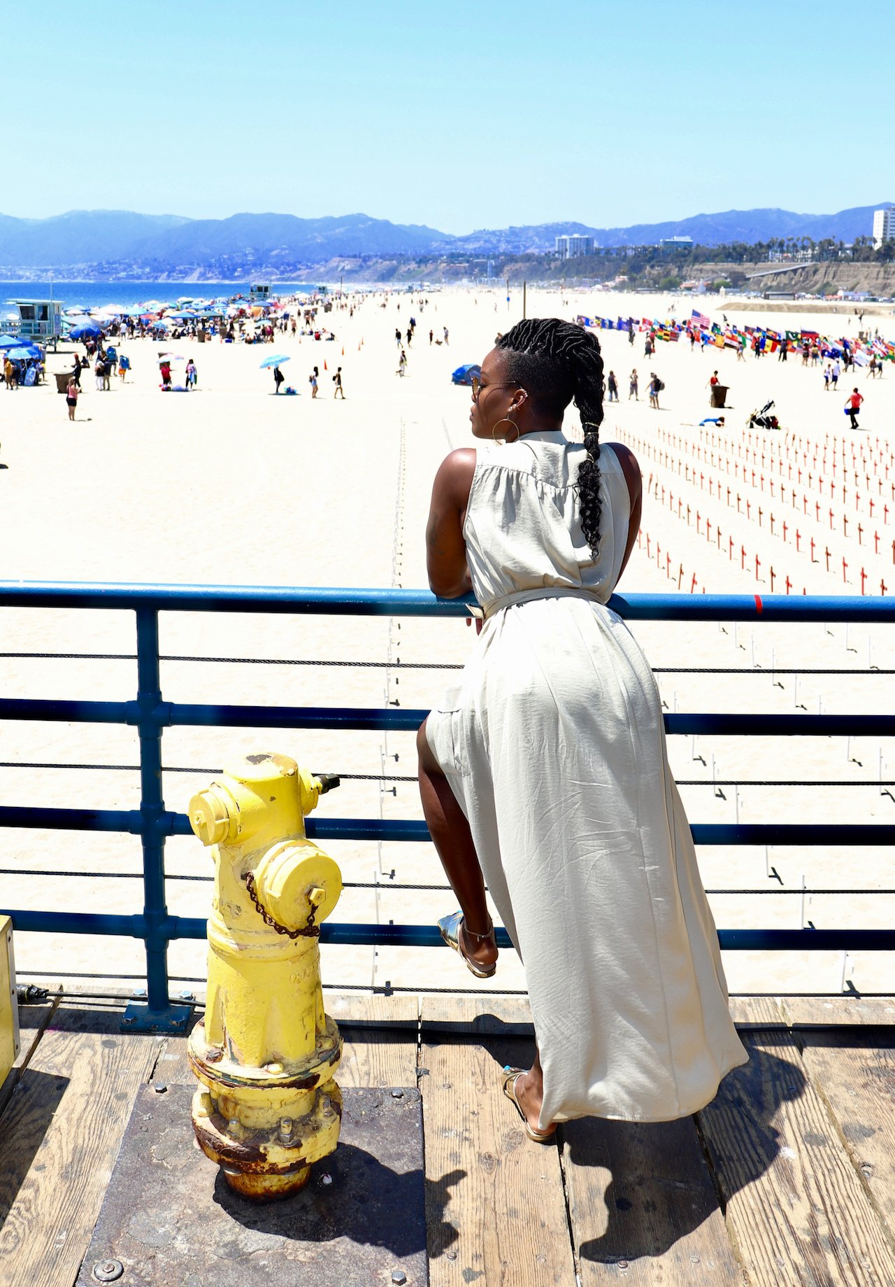 Day Trip to Santa Monica Pier
