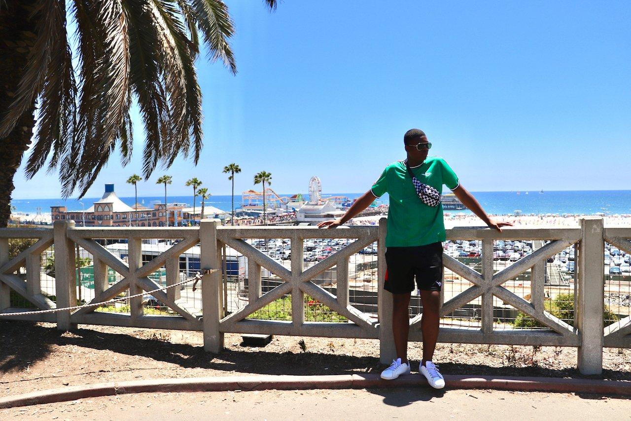 Day Trip To Santa Monica Pier