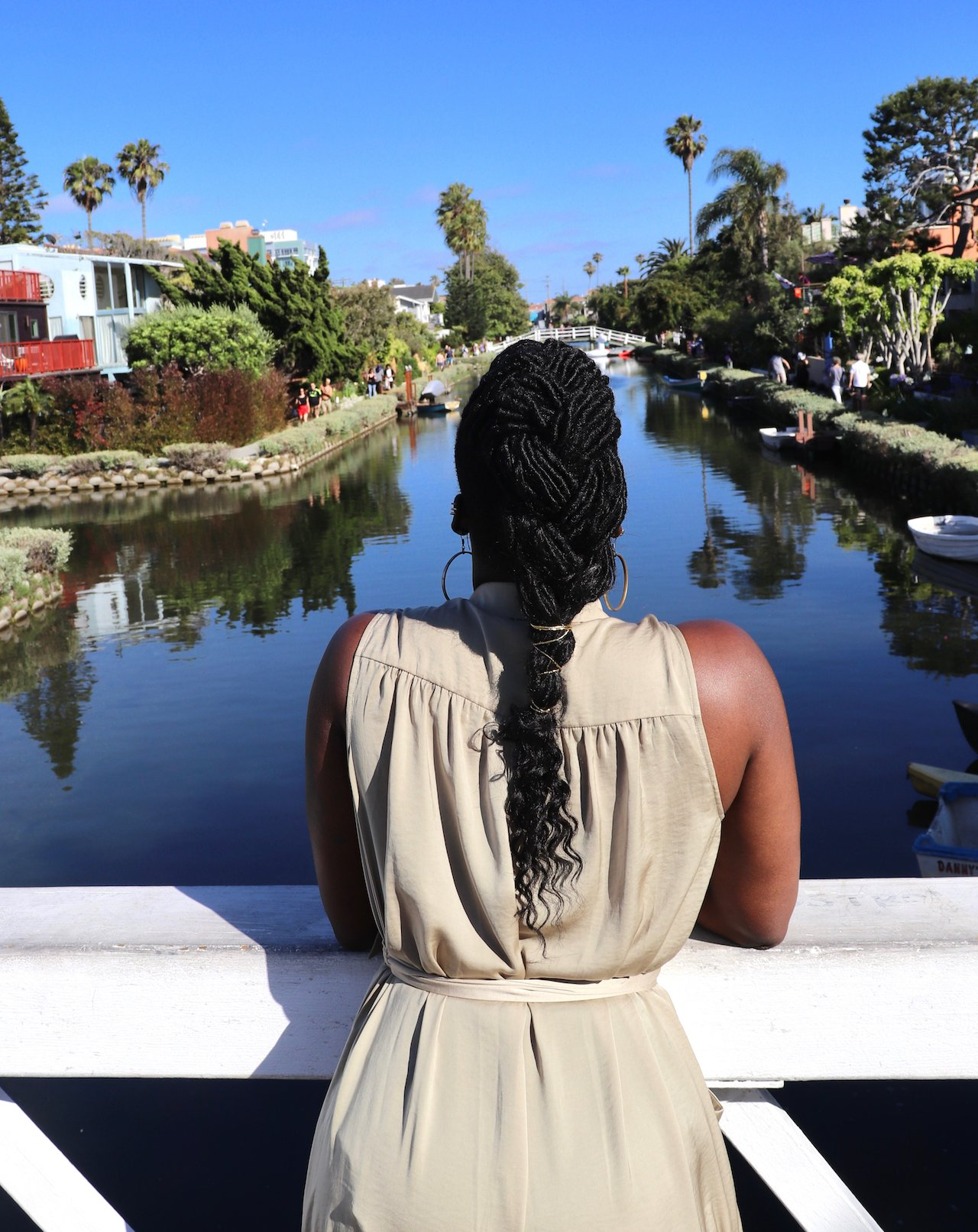 Day Trip to Venice Beach Canals