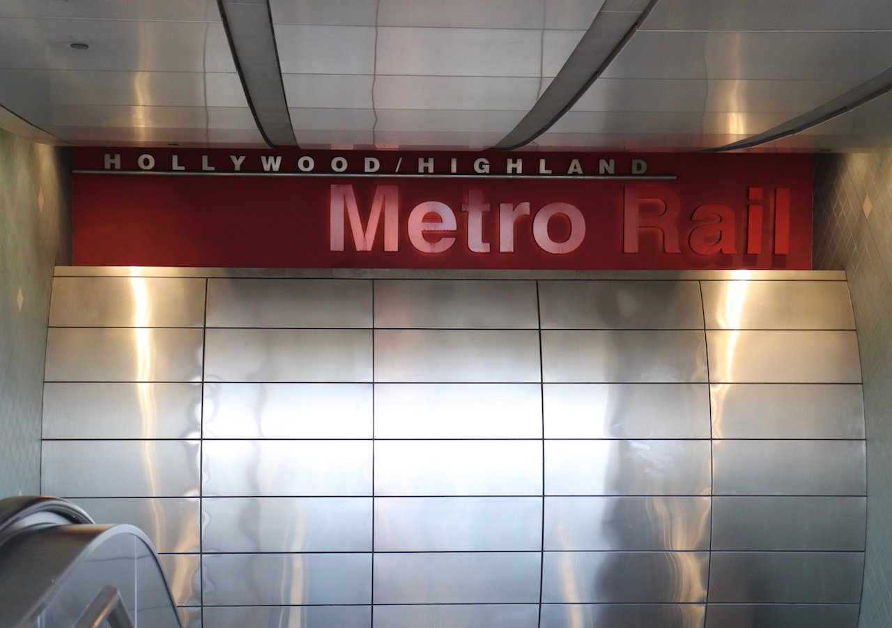 LA Metro Hollywood Review