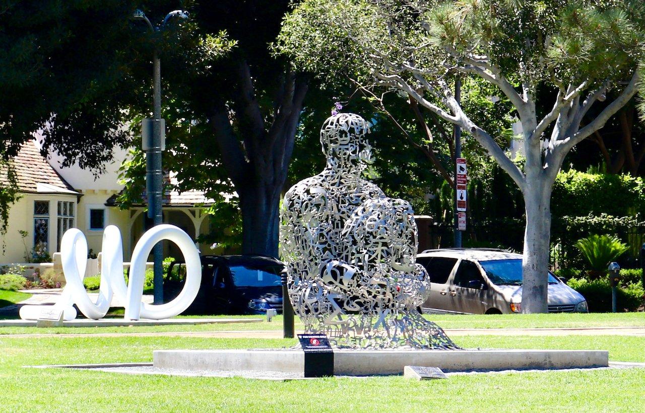 LA Trip Beverly Gardens Park X-Tra & Endless V