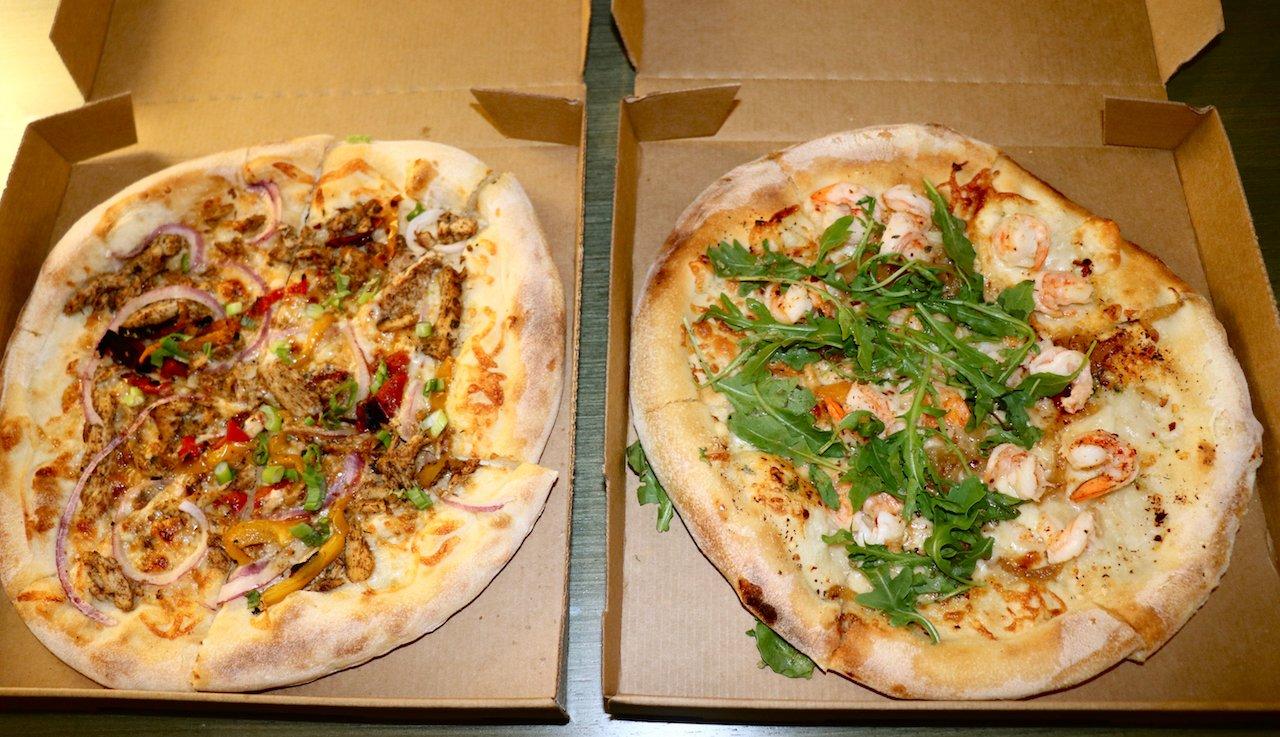 Hollywood Boulevard Dinner California Pizza Kitchen