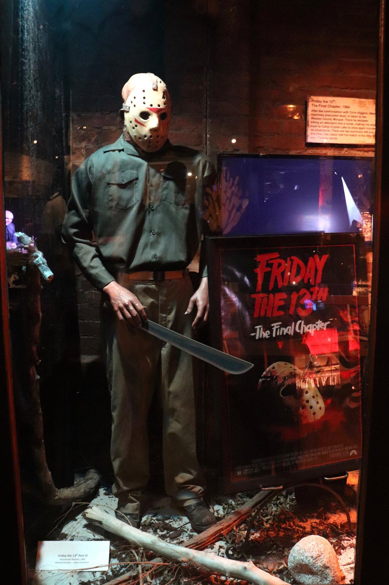 LA Trip Hollywood Museum Monsters