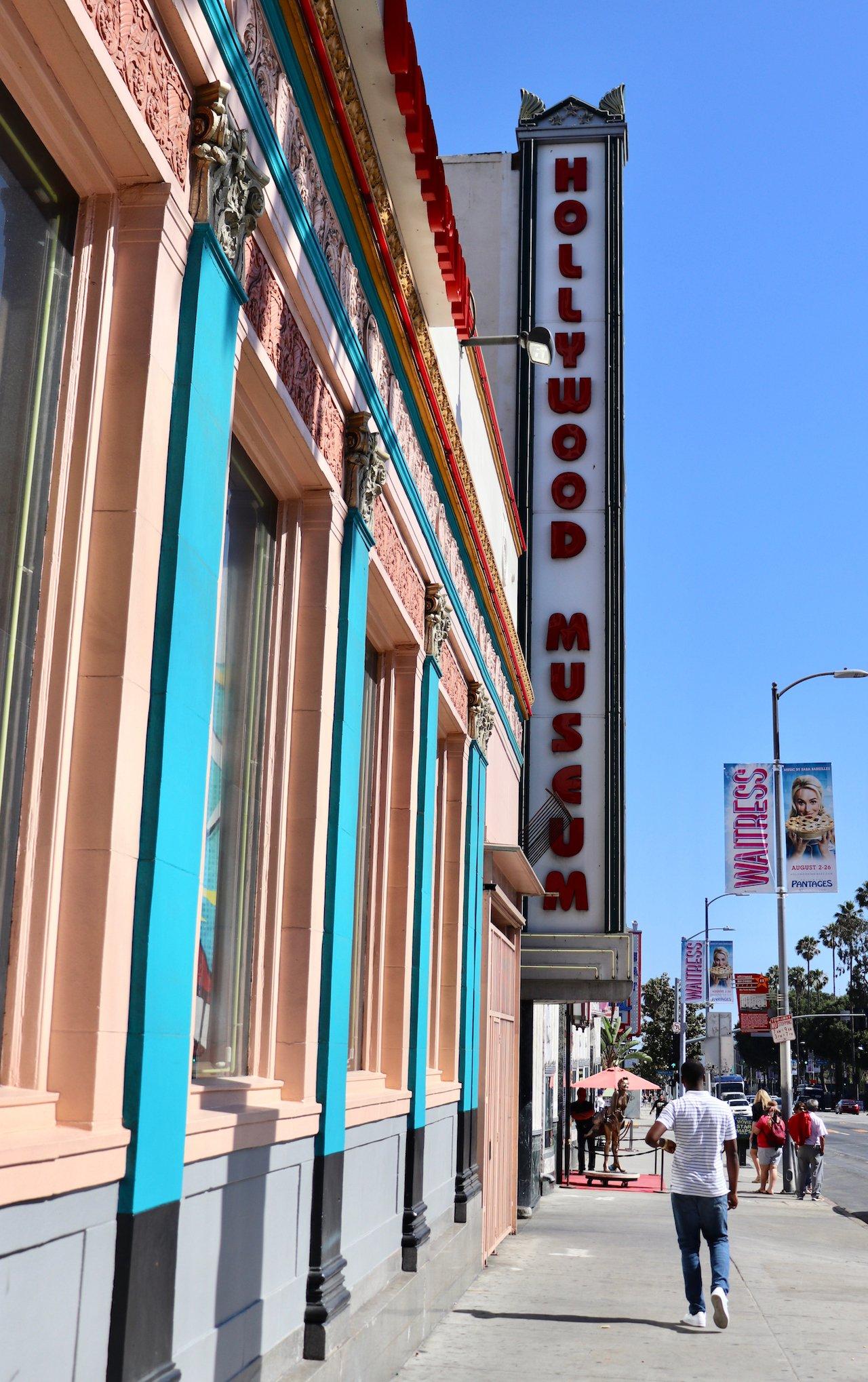 LA Trip Hollywood Museum