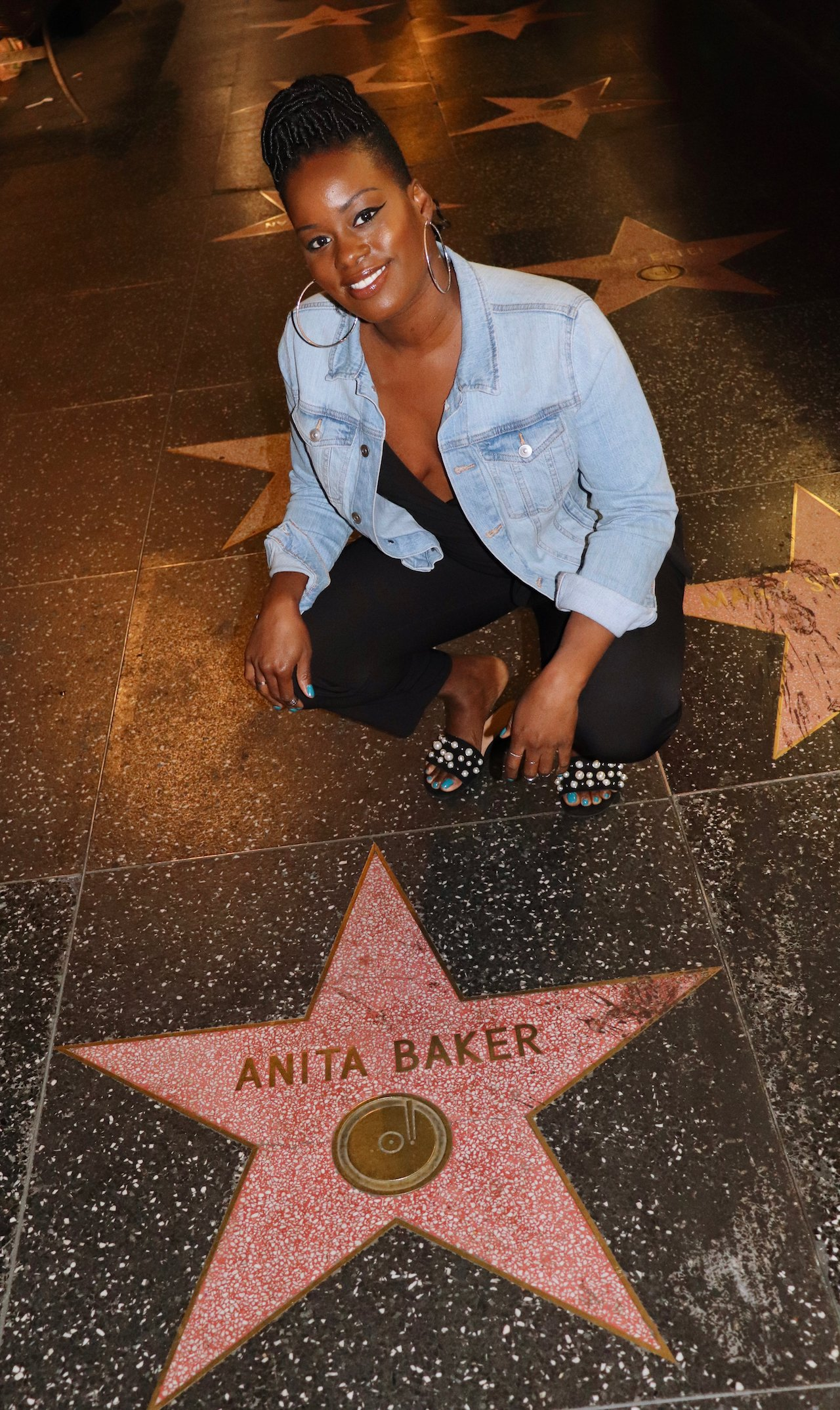 LA Trip Hollywood Walk of Fame