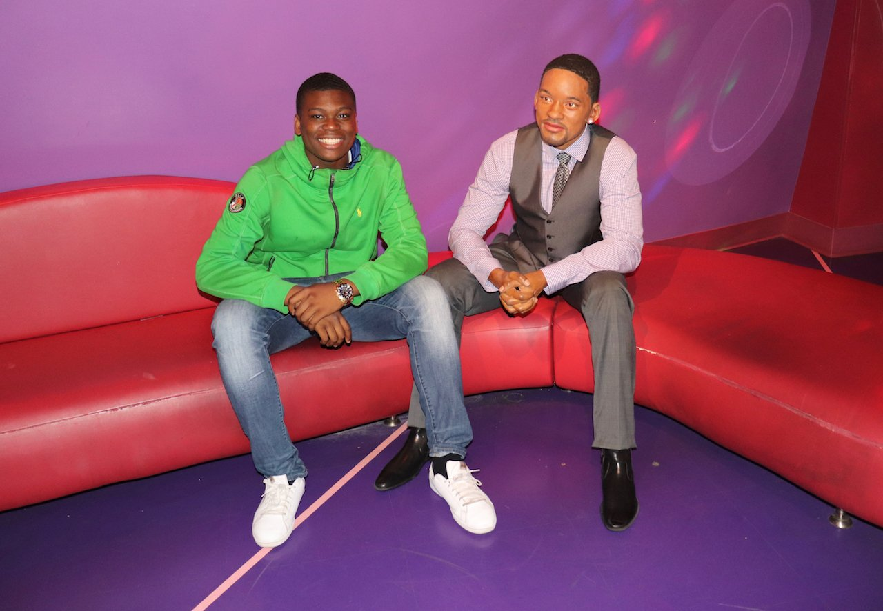 Madame Tussauds Hollywood Will Smith