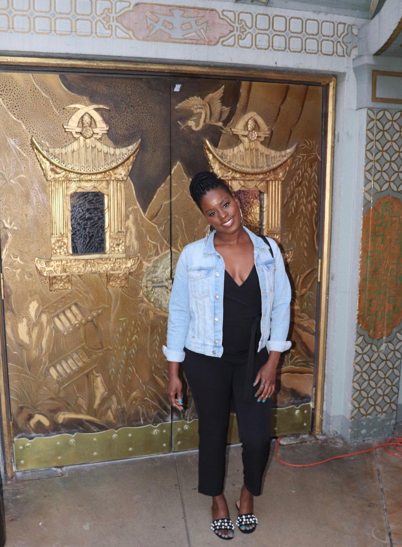 LA Trip TCL Chinese Theatre