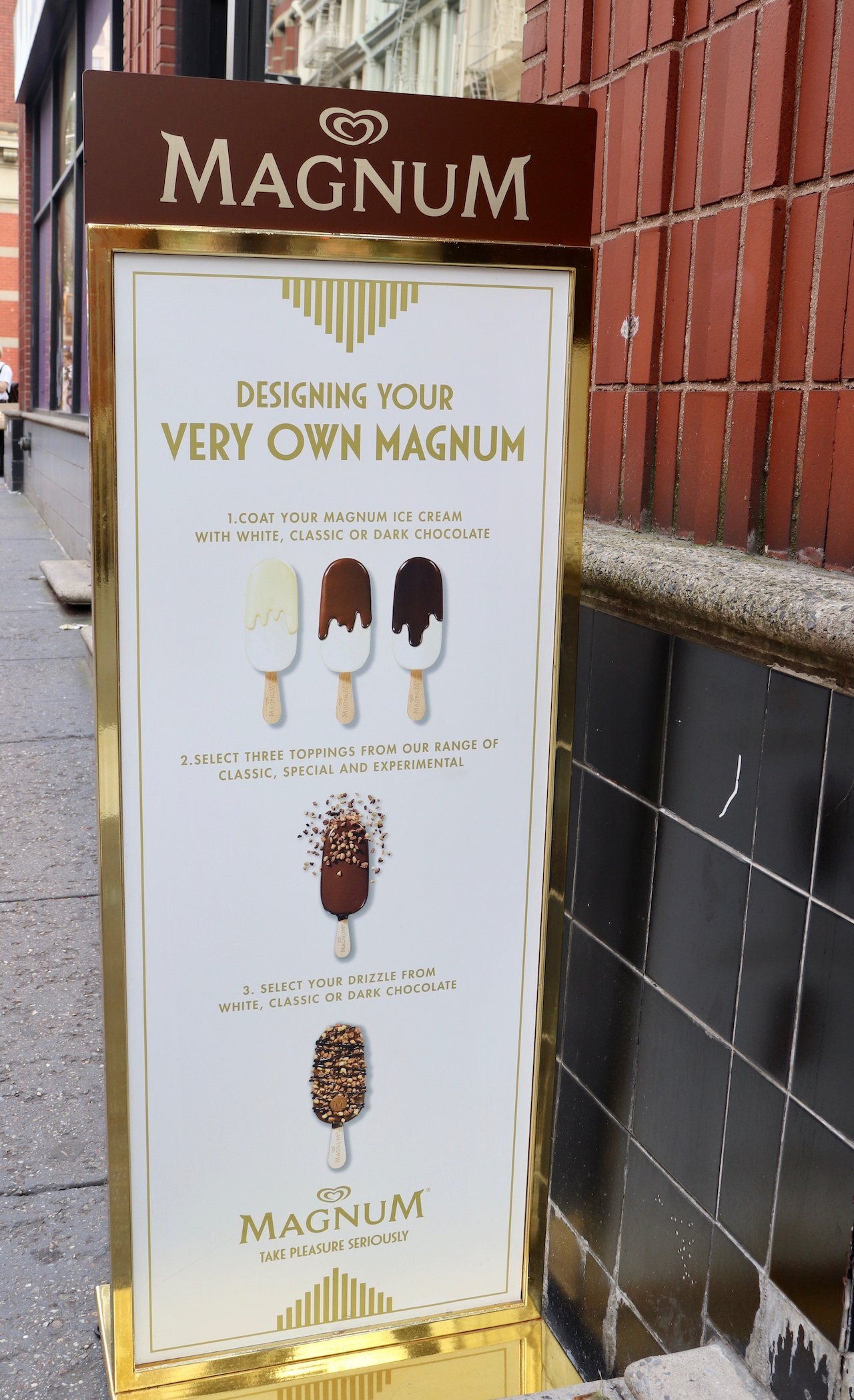 Magnum NYC Pop Up Store Review