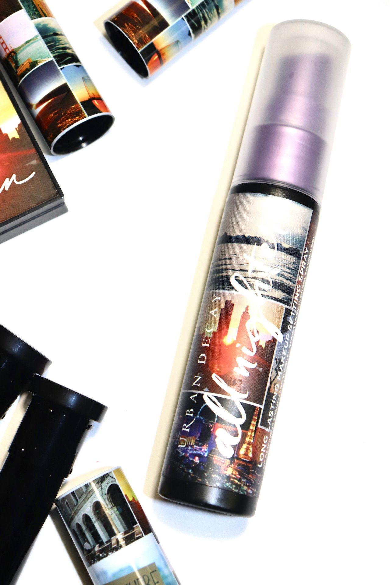 urban decay born to run all nighter spray