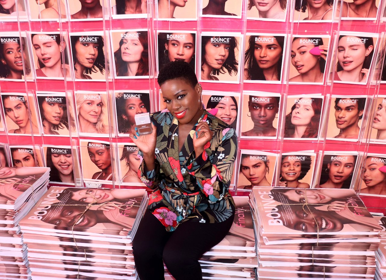 Beautyblender Bounce Foundation Pop Up NYC