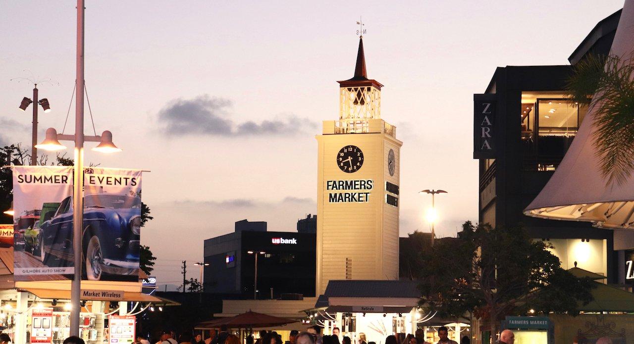 LA The Original Farmers Market