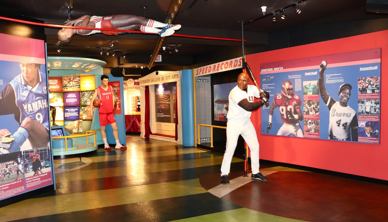LA Trip Hollywood Guinness World Records Museum Sports
