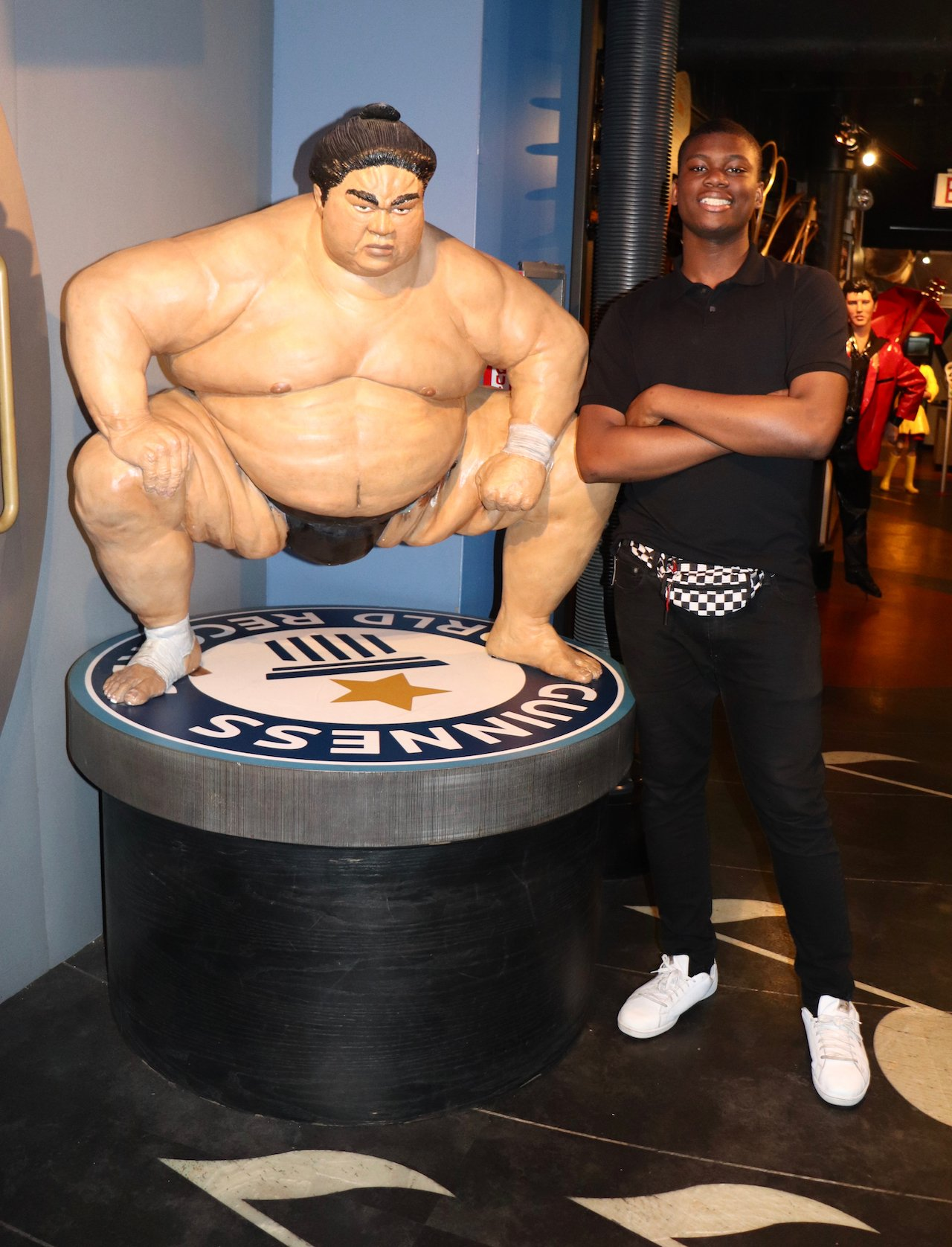 LA Trip Hollywood Guinness World Records Museum