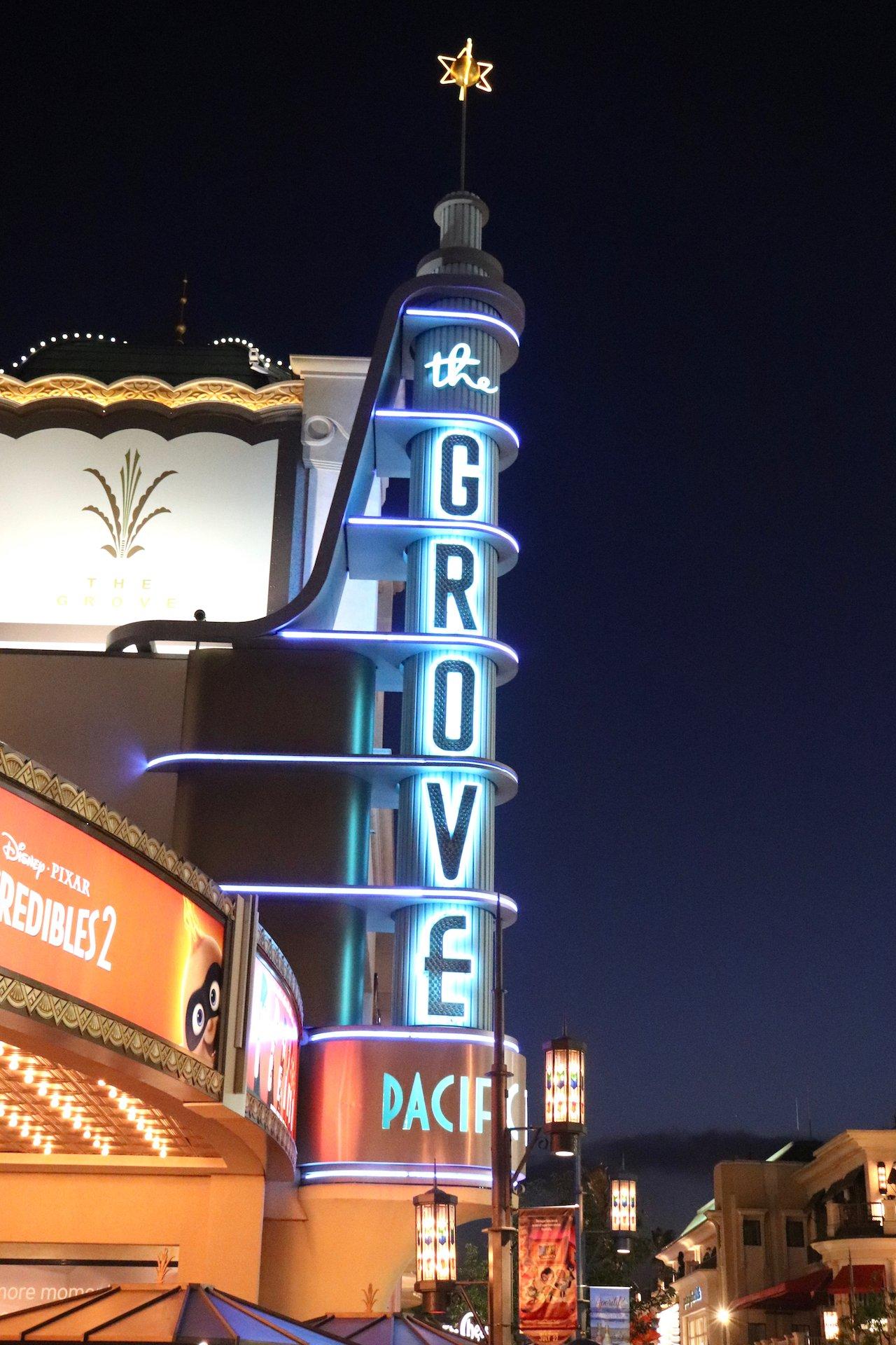 LA Trip The Grove
