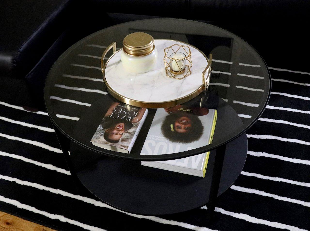 Ikea Vittsjo Coffee Table
