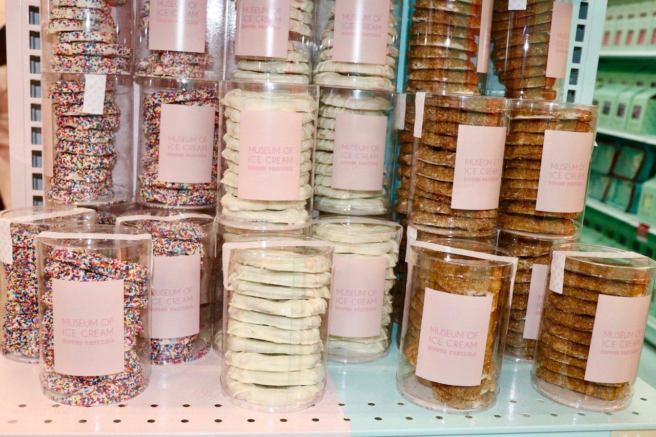Pint Shop NYC Pretzels