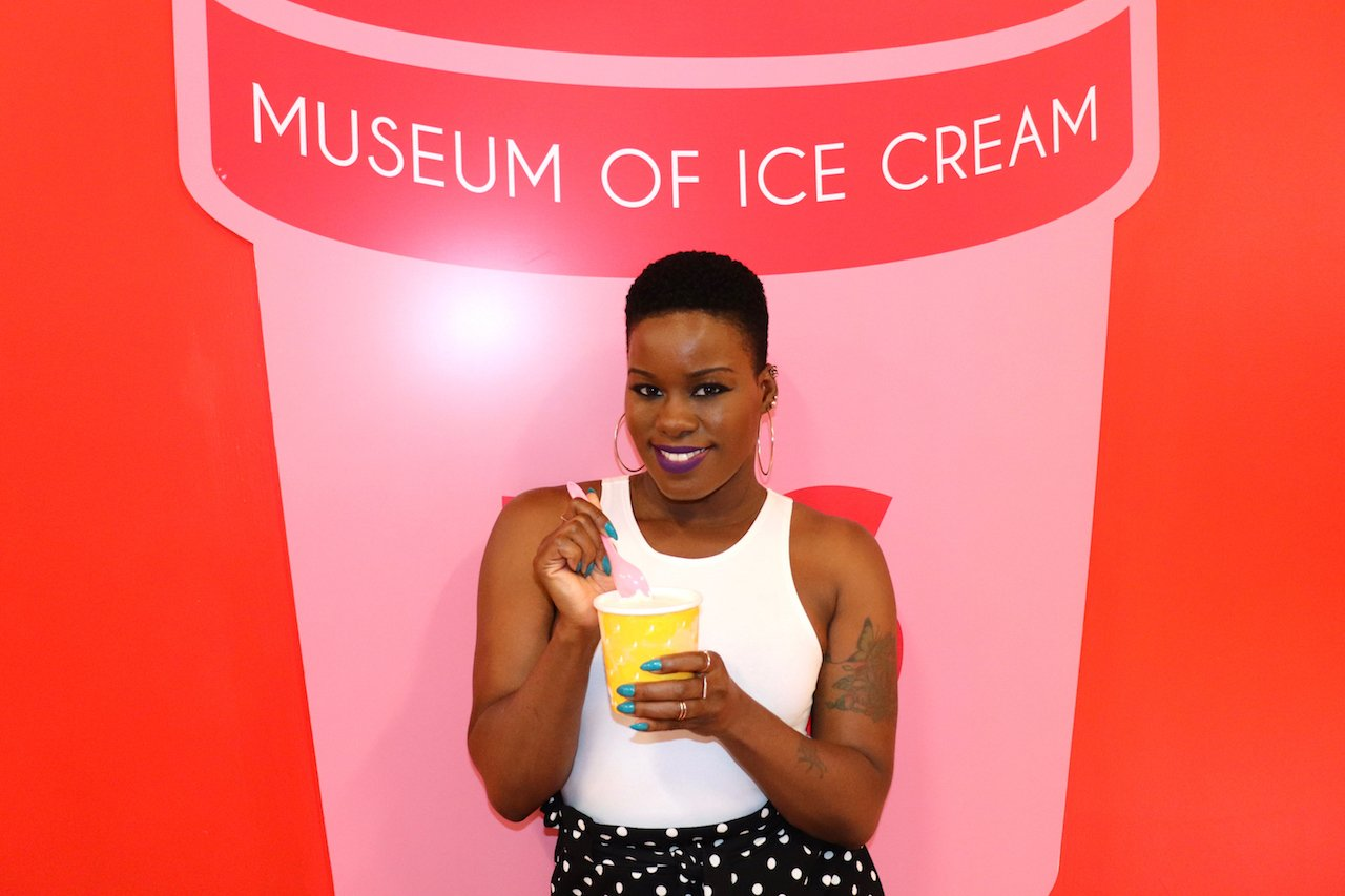 Museum of Ice Cream Pint Shop NYC Review