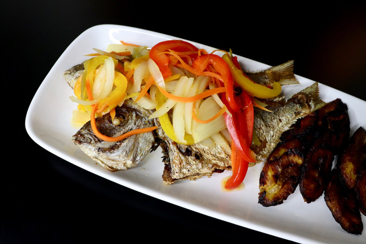 Porgy Escovitch Fish Recipe