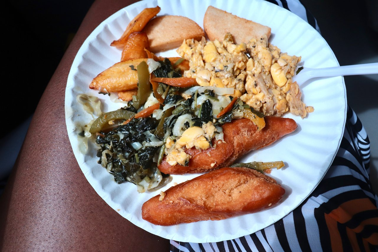Moon Palace Jamaica Traditional Jamaican Breakfast