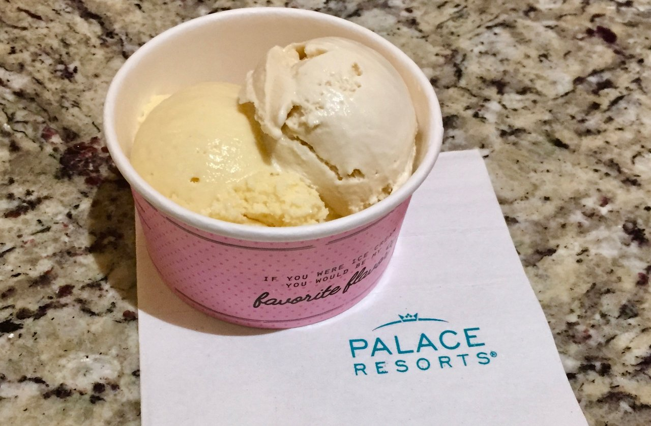 Moon Palace Jamaica Ice Cream