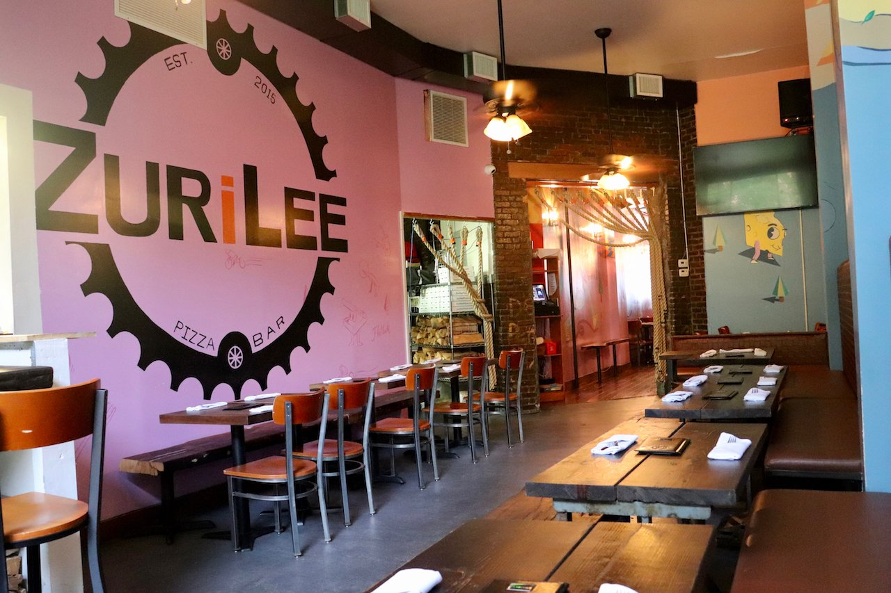 ZuriLee Pizza Bar Review