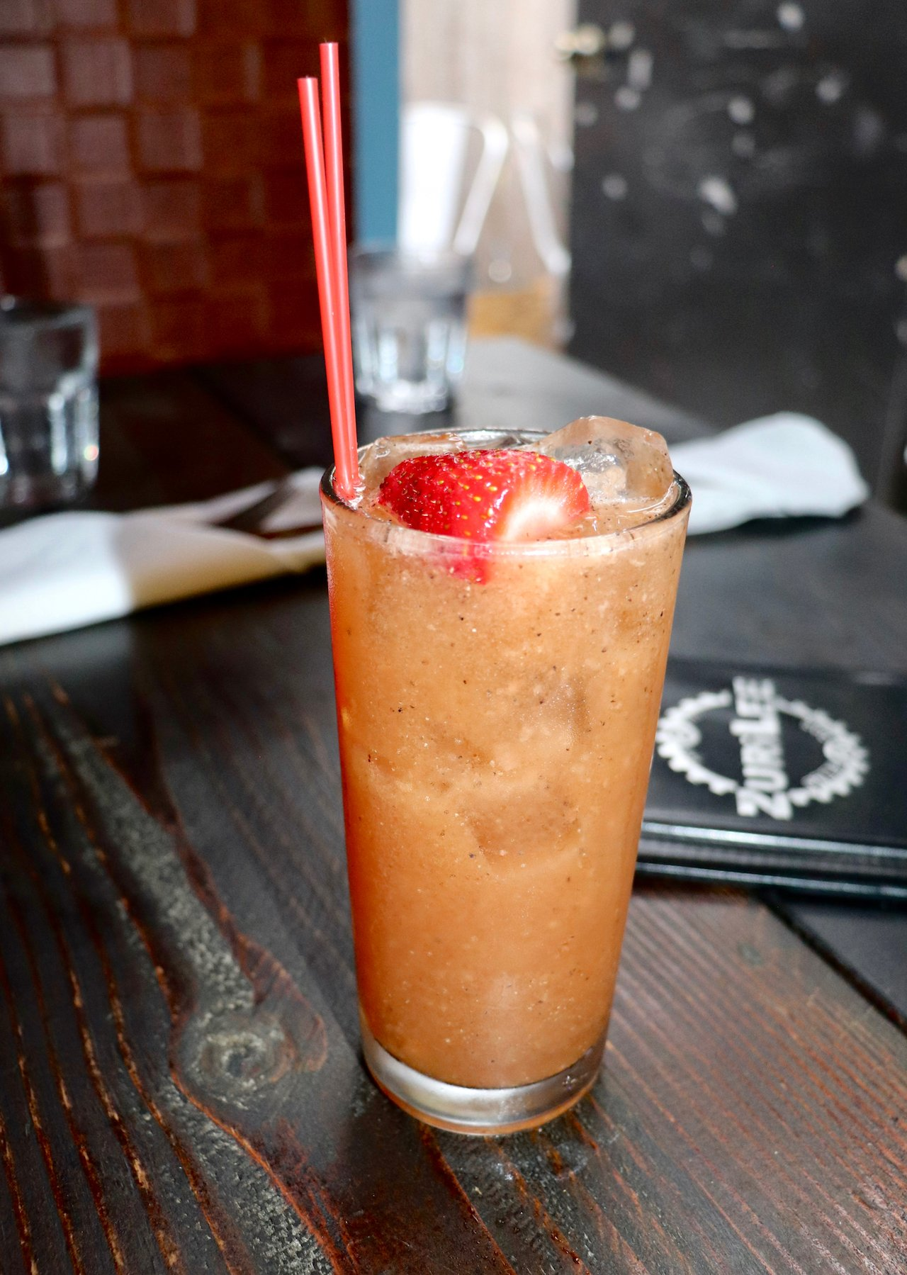 ZuriLee The Crooklyn Cocktail