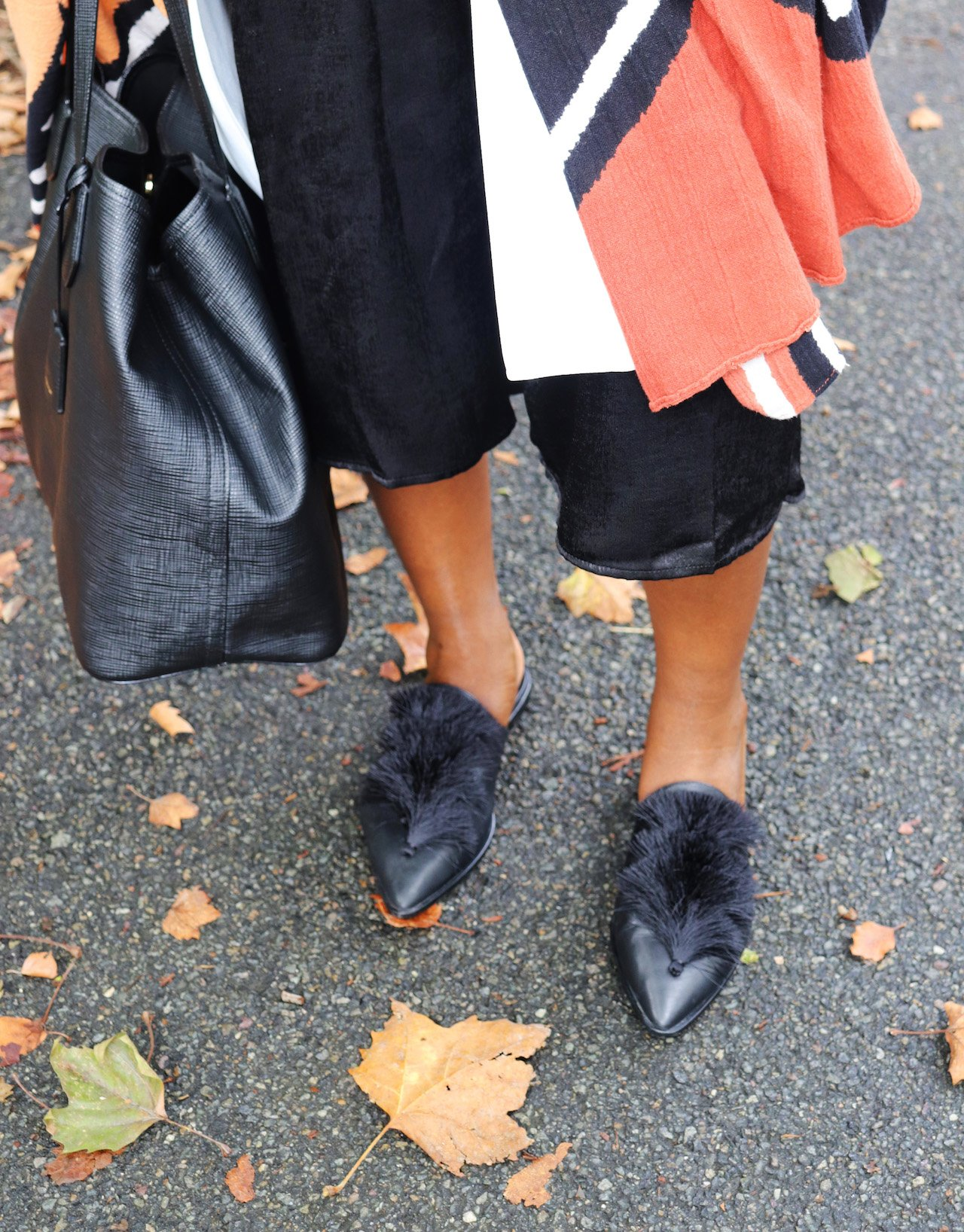 Summer To Fall Accessories Mules
