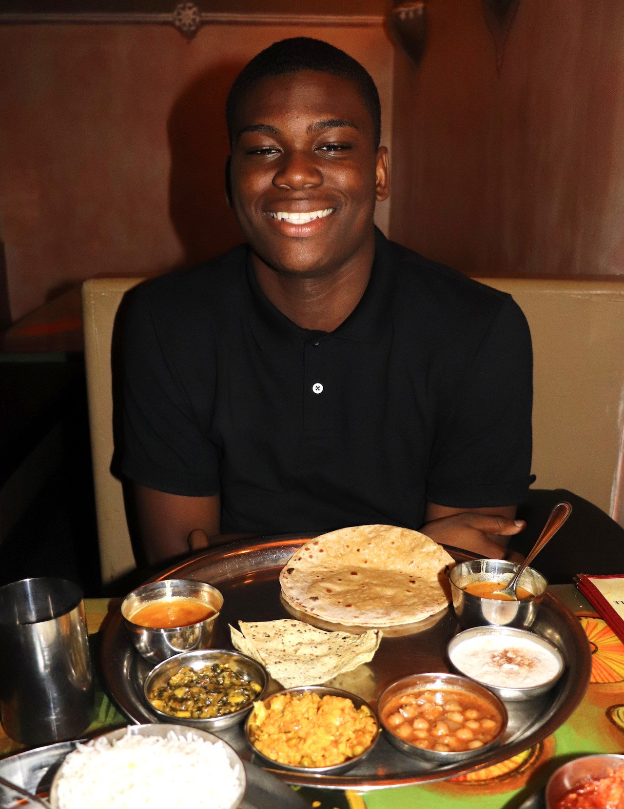 Vatan NYC Vegetarian Indian Fare Review