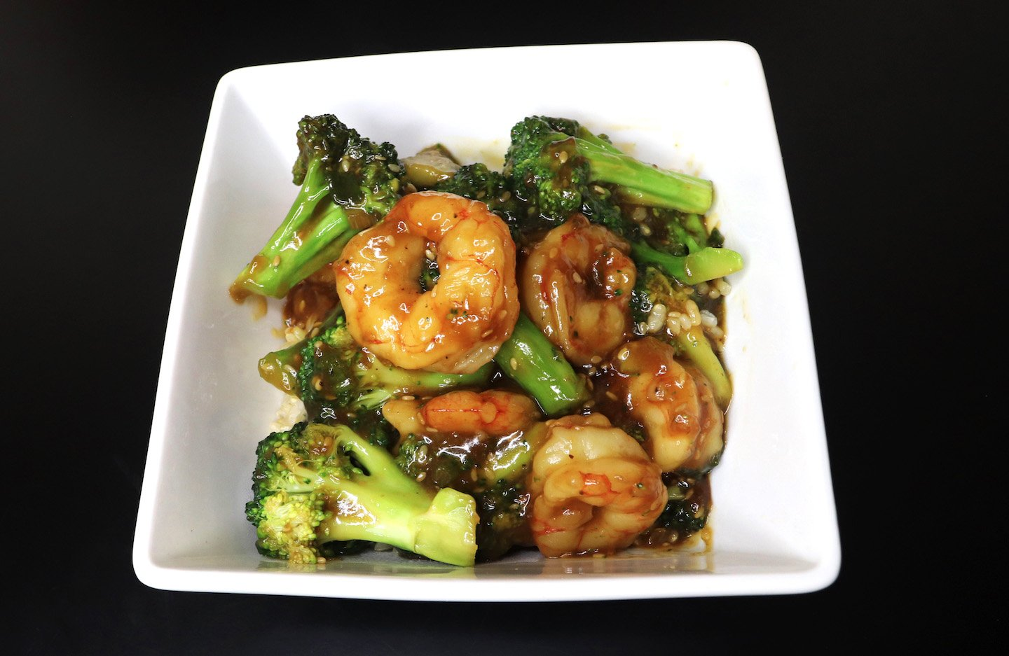 Shrimp and Broccoli Stir Fry Recipe