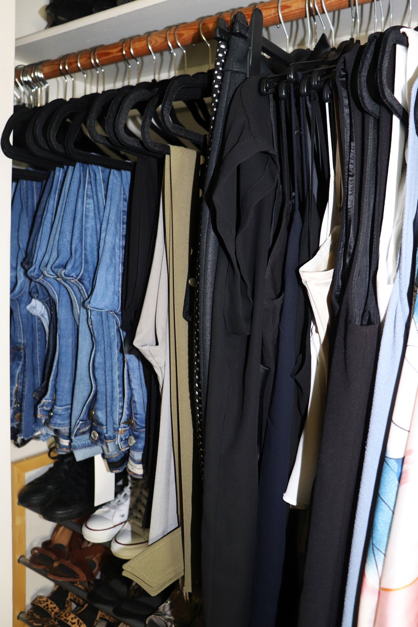 How To Organize Your Small NYC Closet
