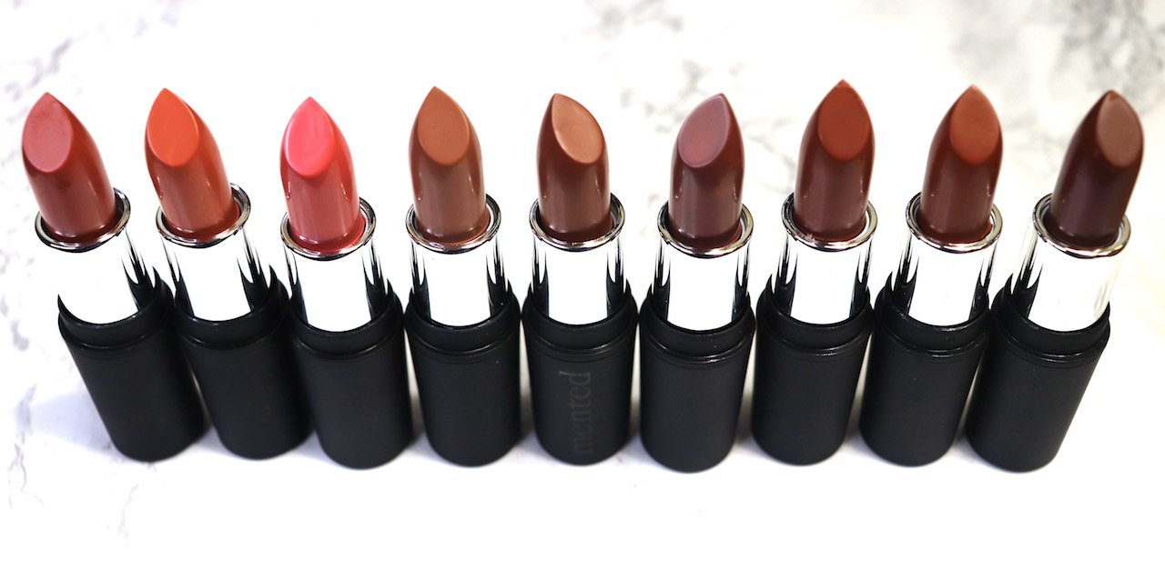Mented Cosmetics Matte Lipsticks Review