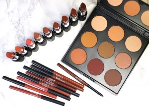 Mented Matte Lipsticks, Lip Liners & Everyday Eyeshadow Palette Review