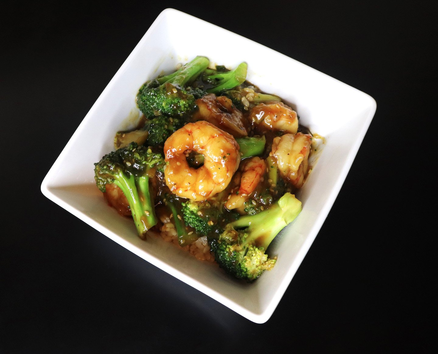 Shrimp and Broccoli Recipe