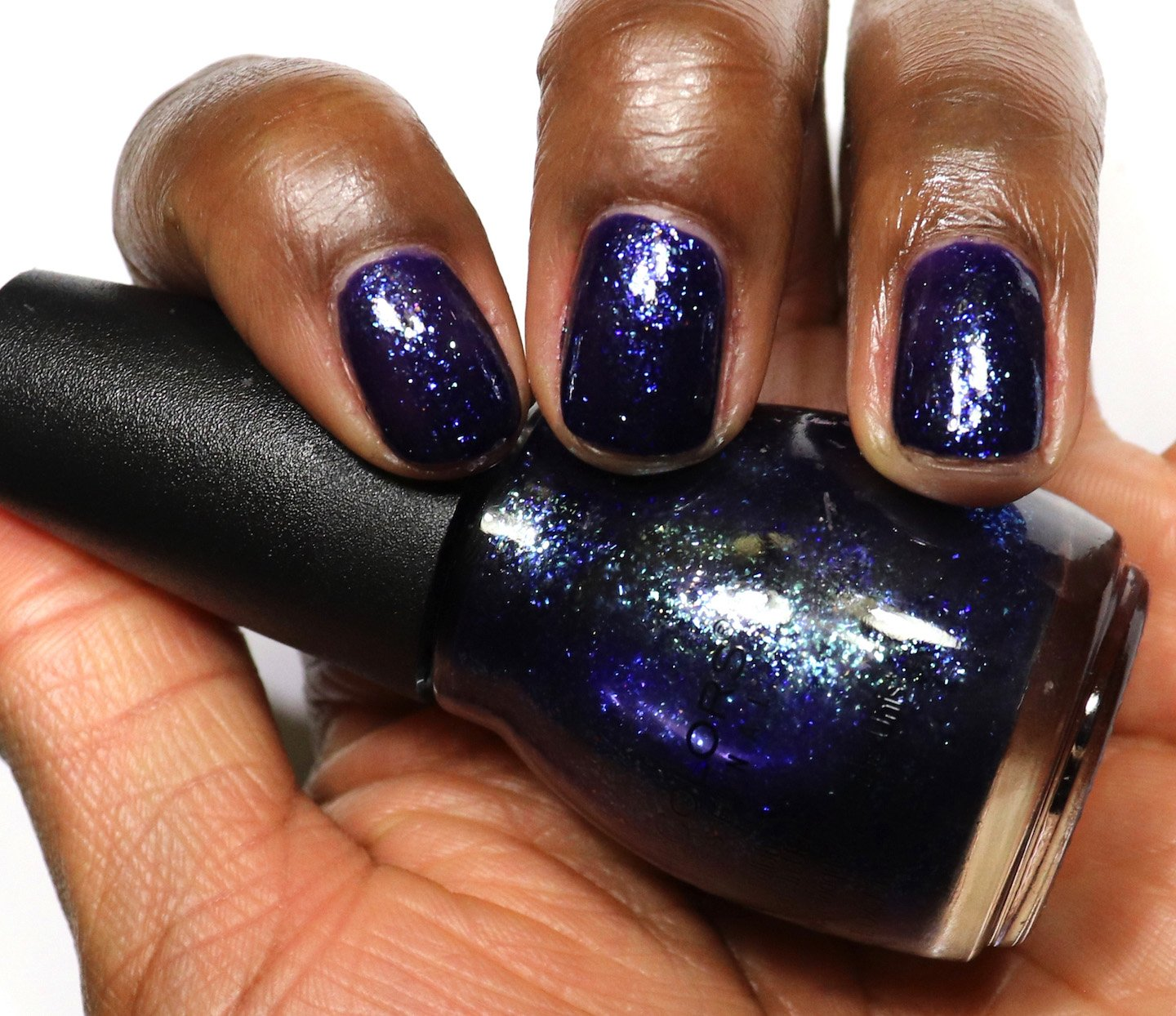 Sinful Colors Conjured Color Bad Witch Swatch