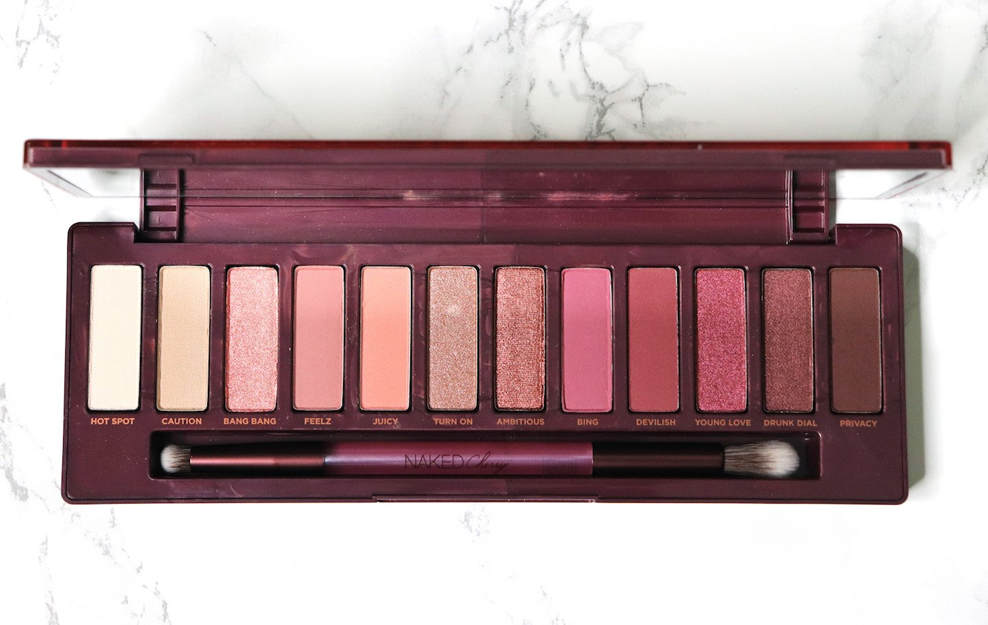 Naked Cherry Eyeshadow Palette - Urban Decay | MECCA
