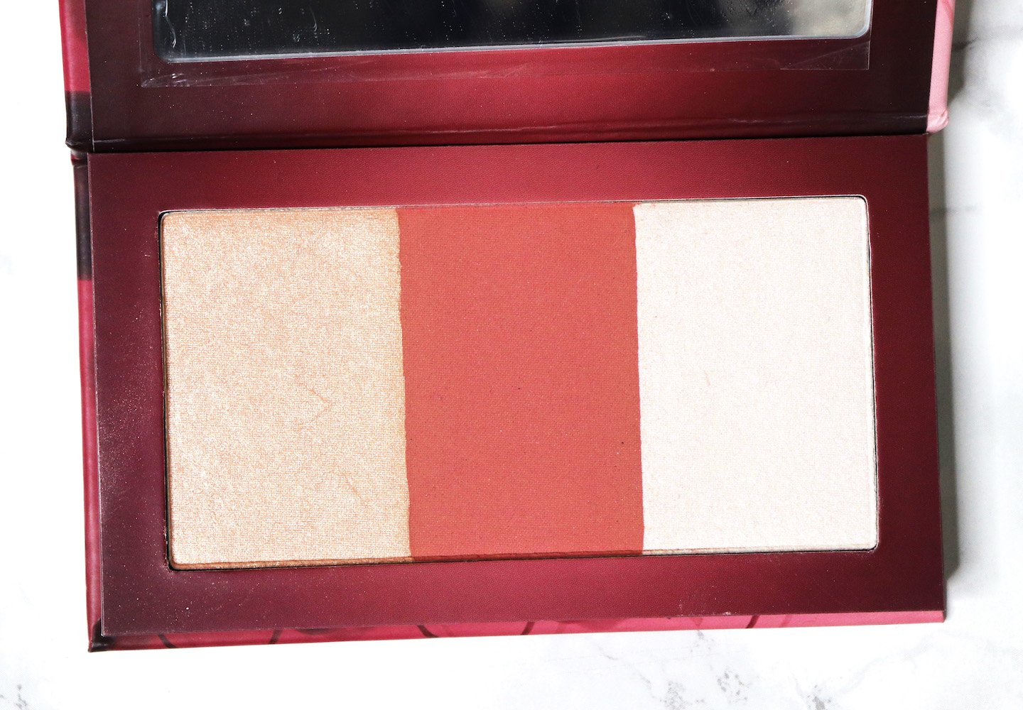 Urban Decay Naked Cherry Highlight Palette Review Dark Skin