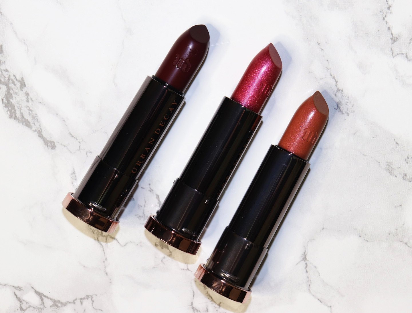 Urban Decay Naked Cherry Lipsticks Dark Skin